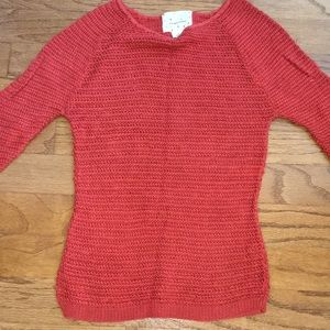 Anthropologie Coincidence & Chance Sweater XS